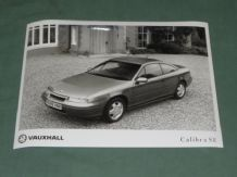 "VAUXHALL CALIBRA SE  factory issued 8x6"" press photo"